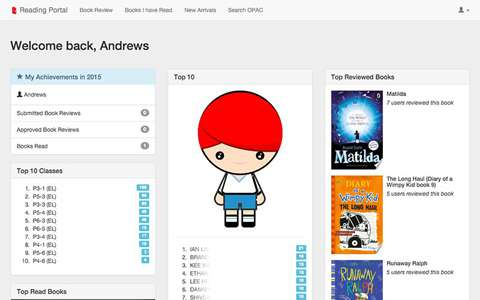 Educational Reading & Book Review system by Redooor