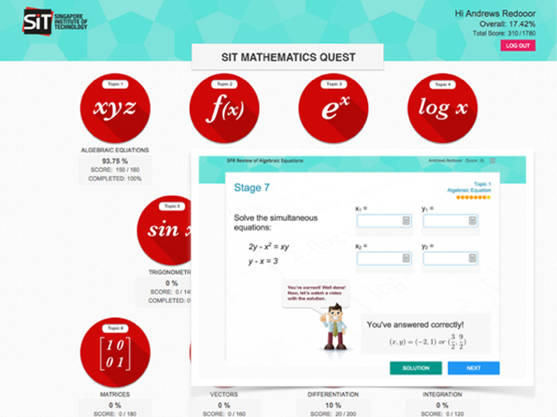 Learning Management System by Redooor Studio